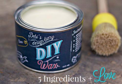 DIY Wax Clear