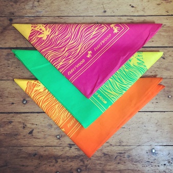 Fleet Wood Palm Bandana