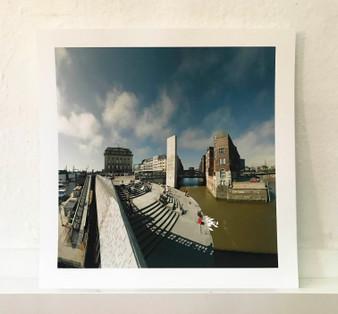 Hamburg, Germany, Composite City Portrait