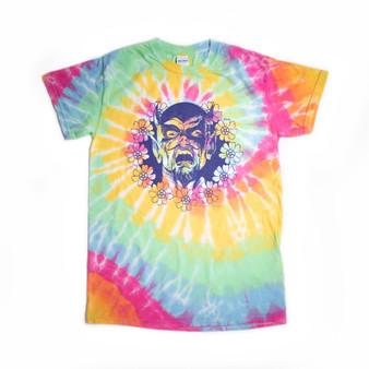 Satan Flowers T-Shirt