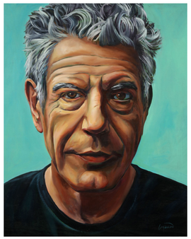 Anthony Bourdain Prints