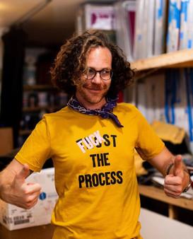 Fuck the Process T-Shirt