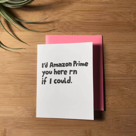 Amazon Prime You