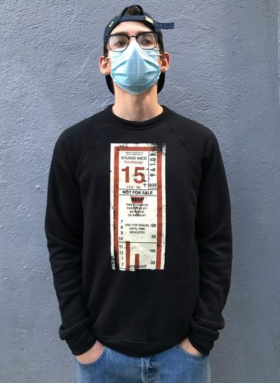 SF Muni Crewneck Sweatshirt