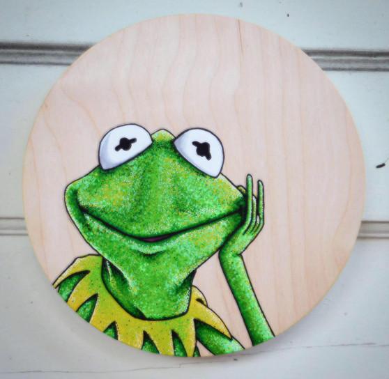 Kermit - Original Art