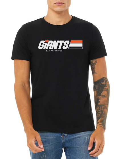 GI Giants Tee
