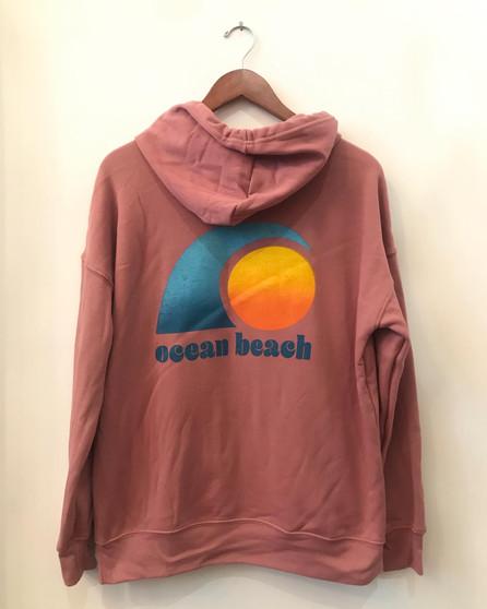 Ocean Beach Pullover Hoodie