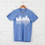 SF Skyline Tee - Light Blue