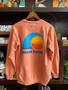 Ocean Beach Crewneck Sweatshirt
