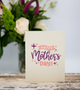 Mother's Day Retro card