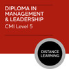 CMI Diploma in Managment and Leadership (Level 5) - Managing Team and Individual Performance Module - Distance Learning/Lite