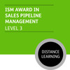 ISM Diploma in Sales and Marketing (Level 3) - Sales Pipeline Management Module - Distance Learning/Lite