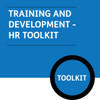 HR Toolkit - Training and Development