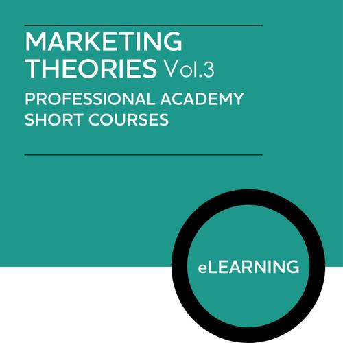 Marketing Theories Vol.3