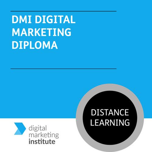 DMI Digital Marketing Diploma (V8) - Online eLearning