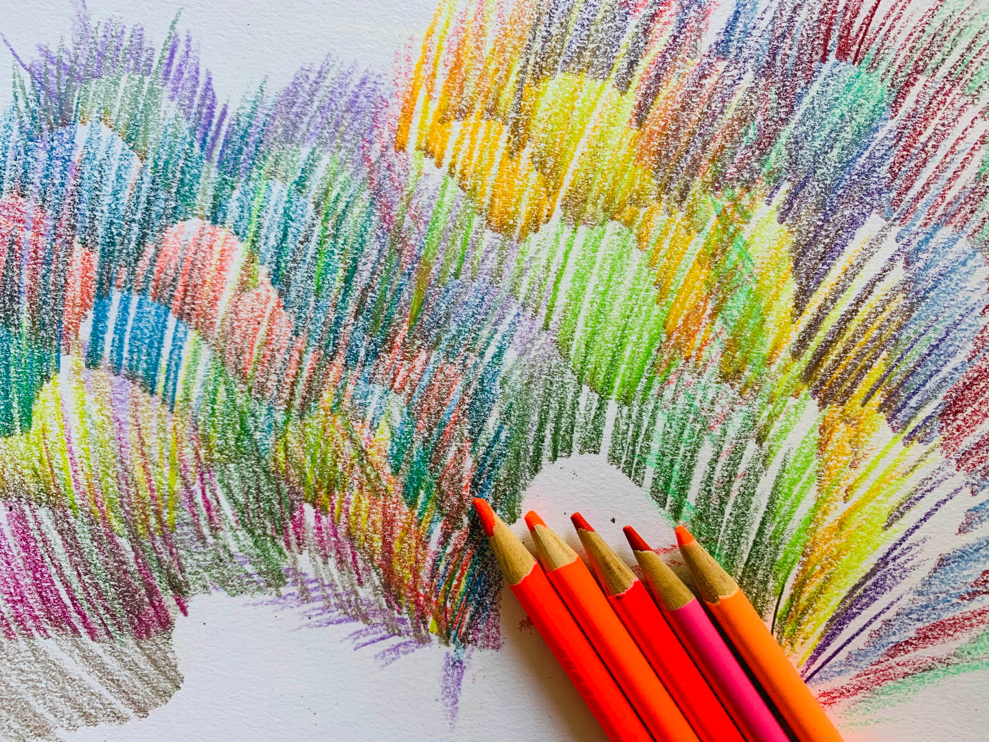 ART PLAY CLASS: Create Visual Texture With Masking