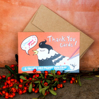Thank You Cards | Draw Your Own (6-Variety)