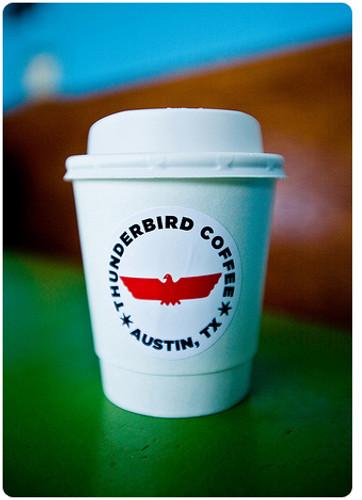 Oct 20th FREE POP UP! @Thunderbird Coffee