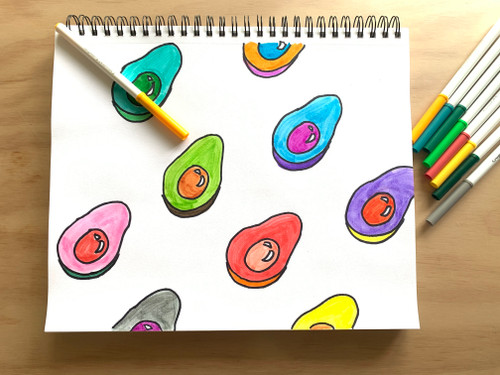 ART PLAY TUTORIAL: Repetitive Patterns