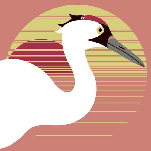 Whooping Crane (Grus americana)- Endangered