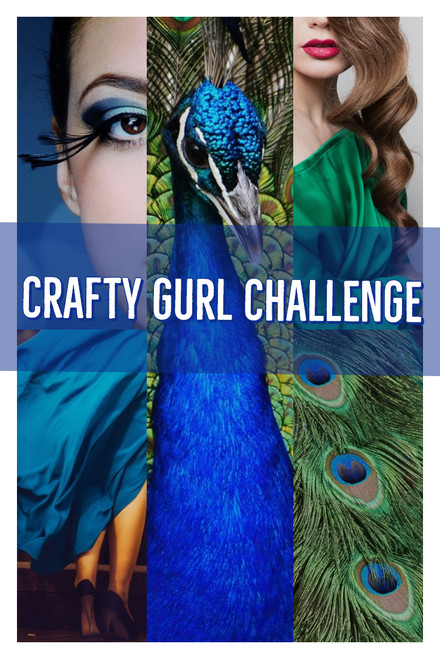 Crafty Gurl Challenge - RSVP to be added to our wait list. Pay in person
