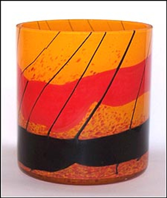 Cylinder Vase / The Rocks