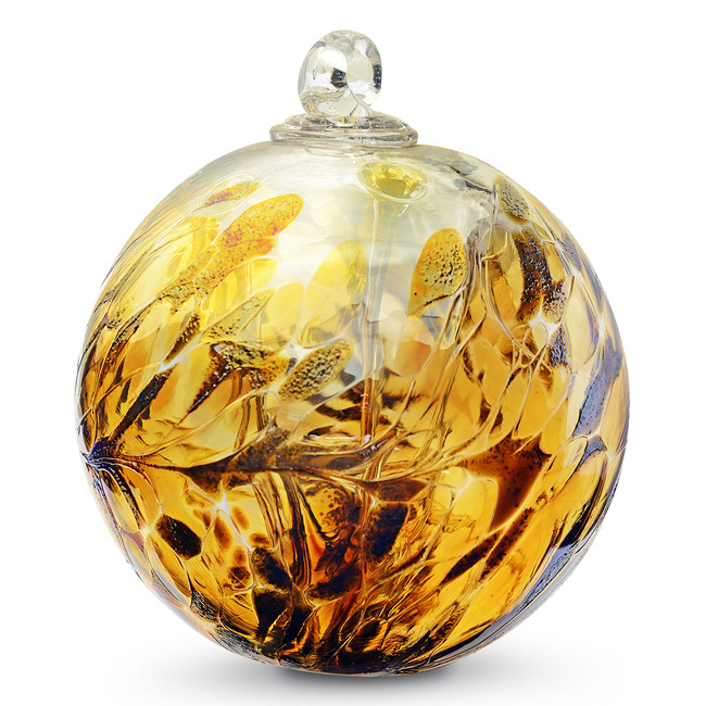 Witch Ball Bronz™ Iridized