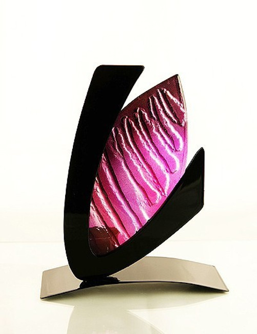 Accent ' Tealight Candle Holder  (Purple)