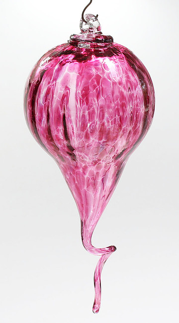Wine Red Optic Gourd