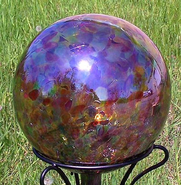 Multicolor Gazing Ball