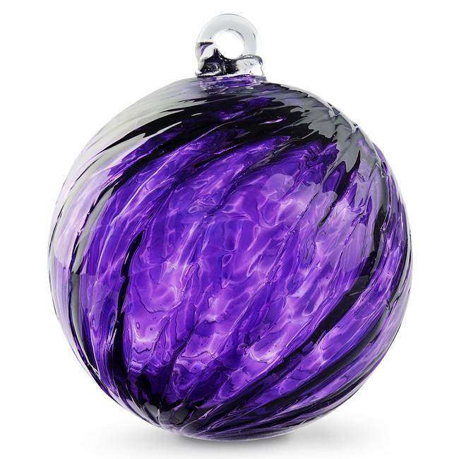 Purple 3 Inch Kugel