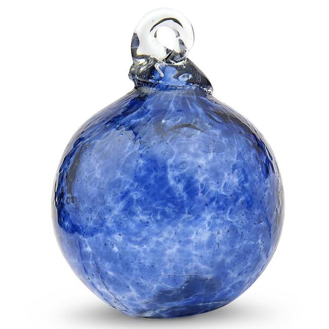 Steel Blue Mini Ornament