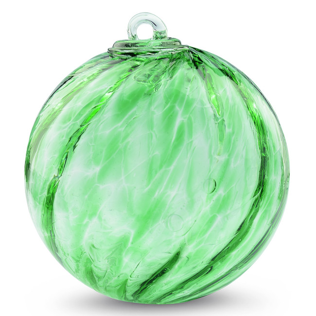 Bright Green Optic 5 Inch Kugel