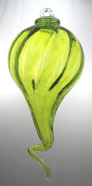 Goldish / Green Optic Gourd
