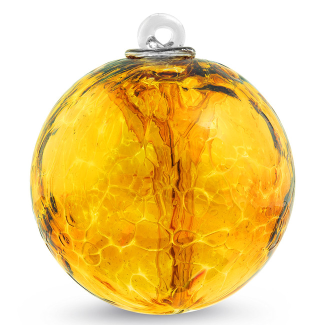 Witch Ball Gold Topaz