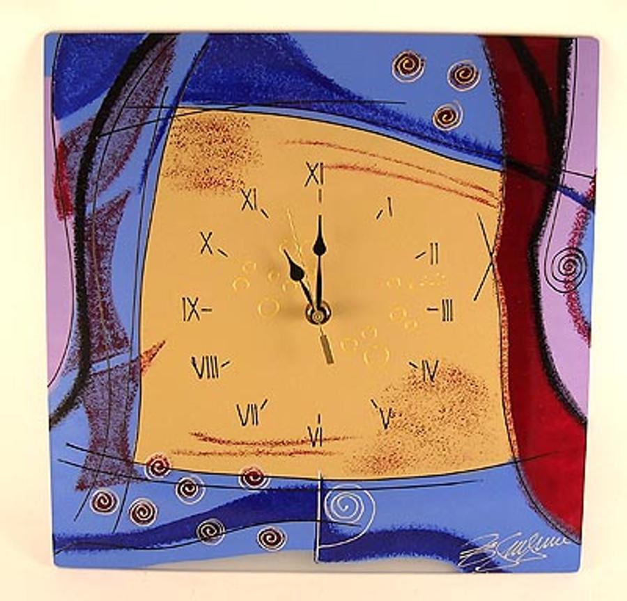 Parisian Cafe Clock