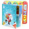 Noisy Touchy-feely Santa Book