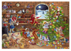 Countdown to Christmas 1000pc Puzzle - Completed