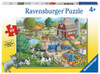 Home on the Range 60 pc puzzle by Ravensburger