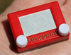 World's Smallest Etch-a-Sketch