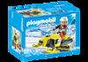 Snowmobile - Playmobil
