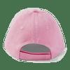 Kids Heart Chill cap in Happy Light Pink
