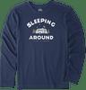Sleeping Around Camper LS tee