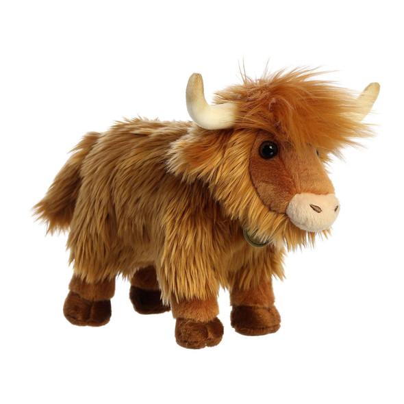 Plush Highland Cattle Animal