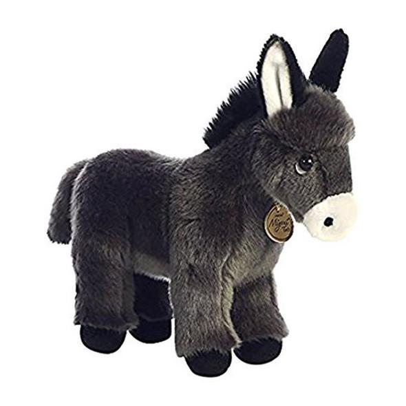 Plush Donkey Foal Animal