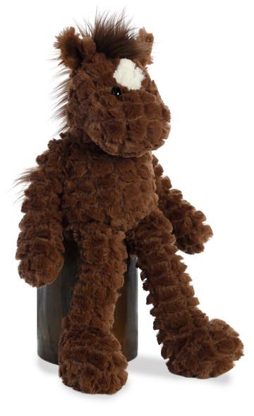 Plush Happy Horse Fuffle Animal