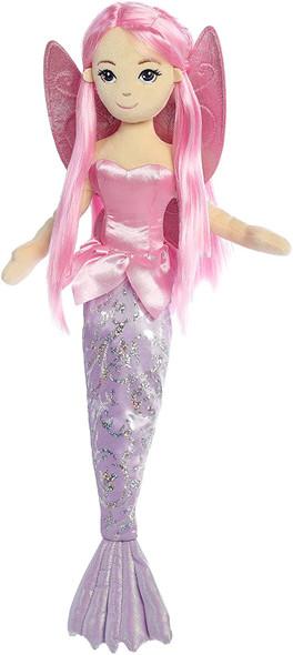 Plush Coralina Mermaid