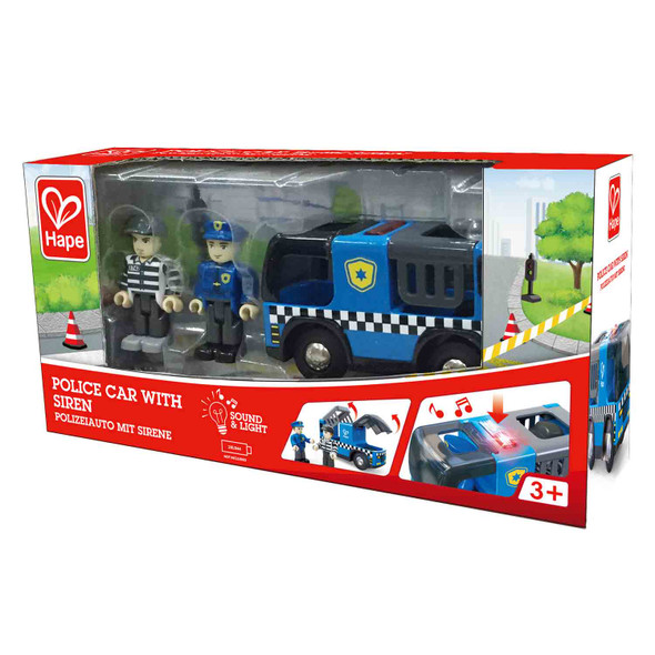 Police Car with Siren