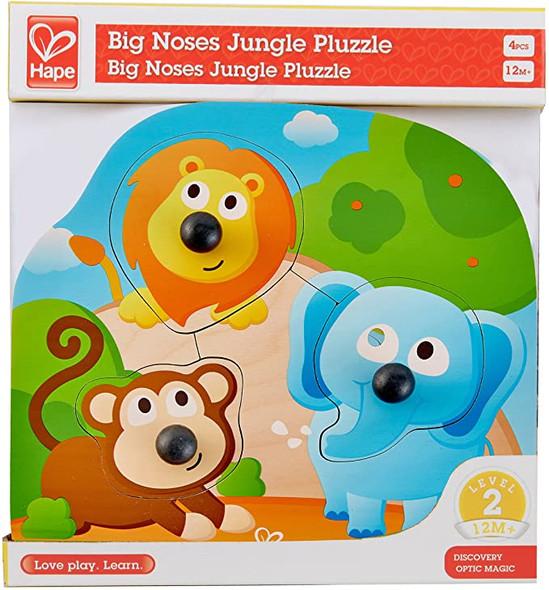 Big Nose Jungle Puzzle