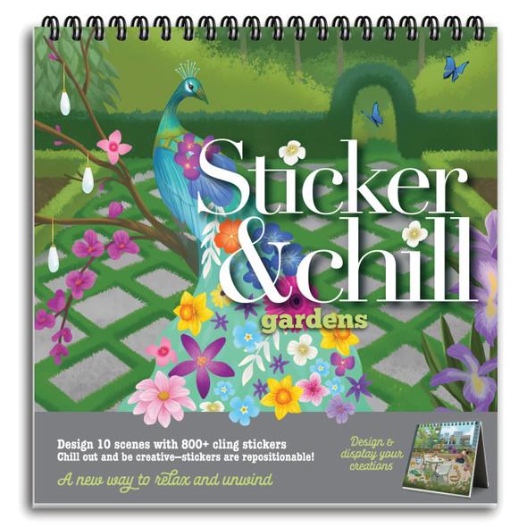 Sticker and Chill Gardens